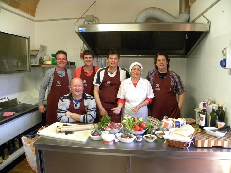 Koken in Toscane, leer de geheimen van de toscaanse keuken van een Italiaanse mamma!