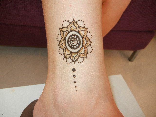 Mehndi Flower Designs Easy : Best henna designs images tattoos hennas