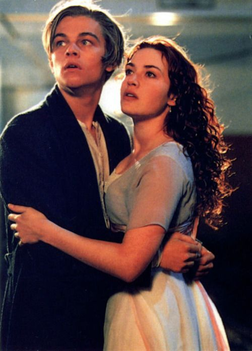 The Titanic. If you haven't seen it... well, why are you still sitting here?