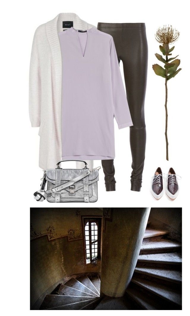 """""""What to wear tomorrow"""" by pure-emotion-by-violetta ❤ liked on Polyvore featuring STOULS, Etro, Crate and Barrel, Jeffrey Campbell, Proenza Schouler, women's clothing, women, female, woman and misses"""