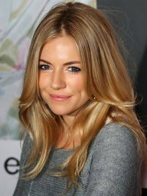 Rich honey blonde hair color maybe too dark for me?  I'll have to see what Lexi thinks