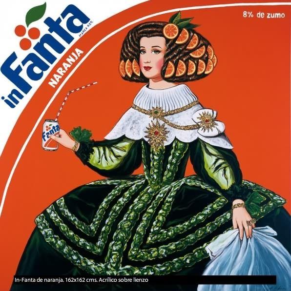 In-Fanta Naranja by Antonio de Felipe