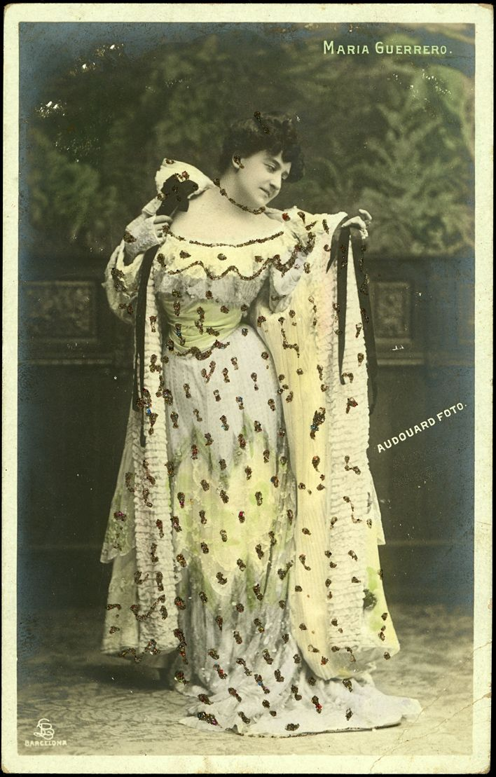 María Guerrero (1905 a. de) - Audouard