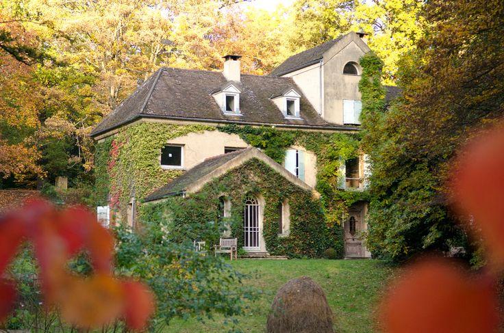 Au jardin de l'île verte, Châtenay-Malabry