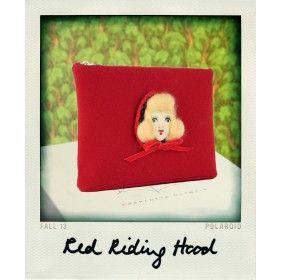 385983cd822 Red Riding Hood Pouch