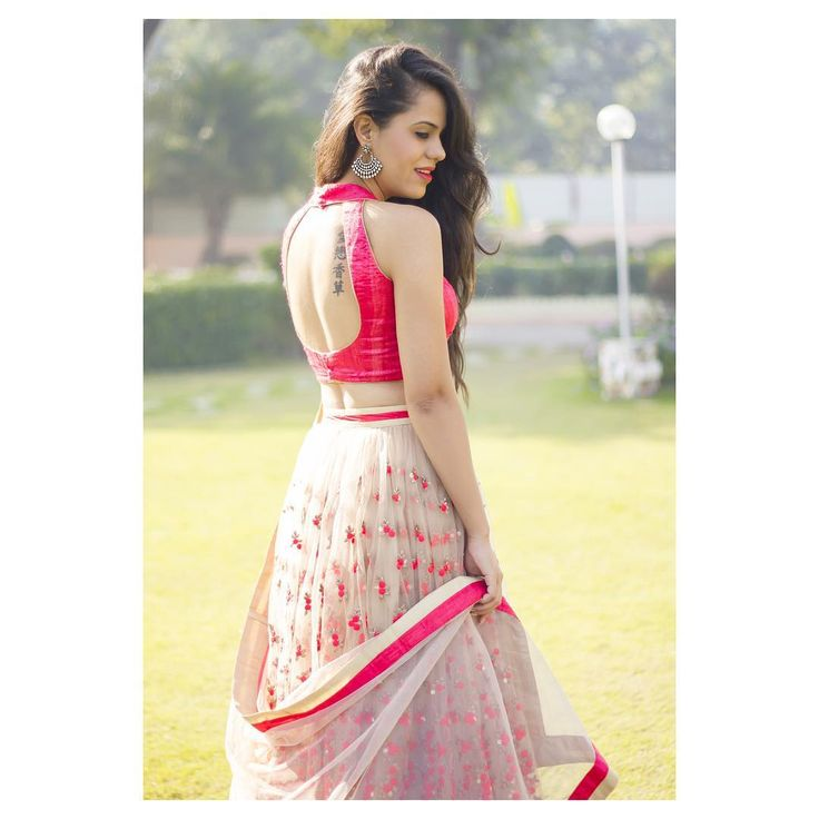 """""""#BLOGGED Check out the latest post on the blog and read all about getting your own lehenga stitched. I have mentioned all materials you need, places from…"""""""