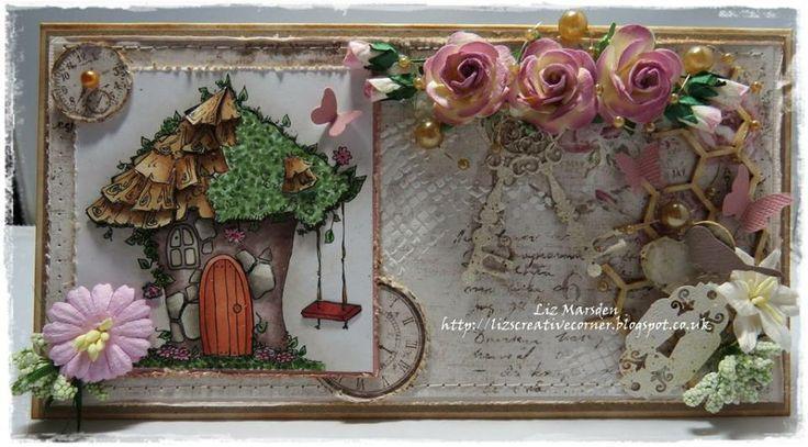 472.948.009 Dutch Paper Art Keys door Liz Marsden