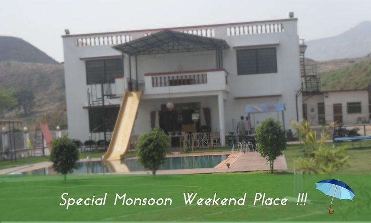 Karjatvilla farmhouse is the beautiful monsoon weekend place , where you can spend your quality time with family and friends!!!!!!