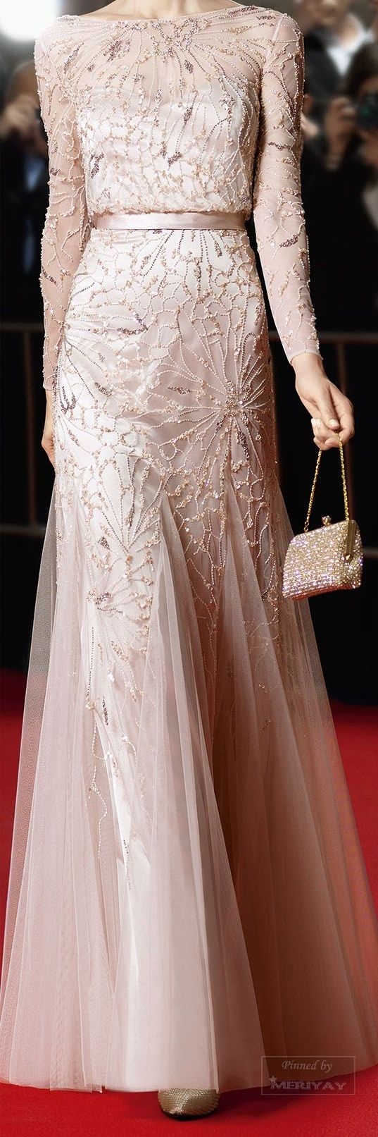 I imagine if I ever decide to marry, Id feel like a Princess in something like this.