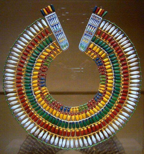 Halssieraad uit het oude Egypte