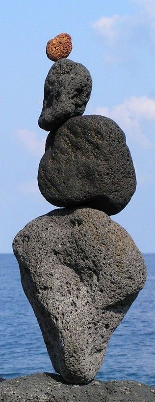 We all need balance- so sharpen your saw, but never loose sight of the big rocks!
