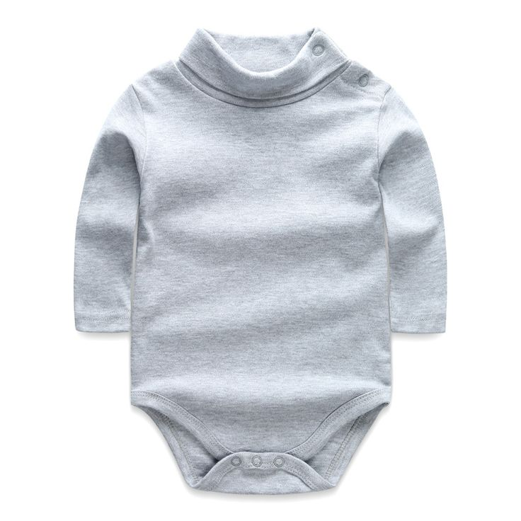2017 Baby Rompers Newborn Baby Clothes for Cotton Long Sleeve Next Baby Clothing Girls Boy Romper Overalls High Collar Costume