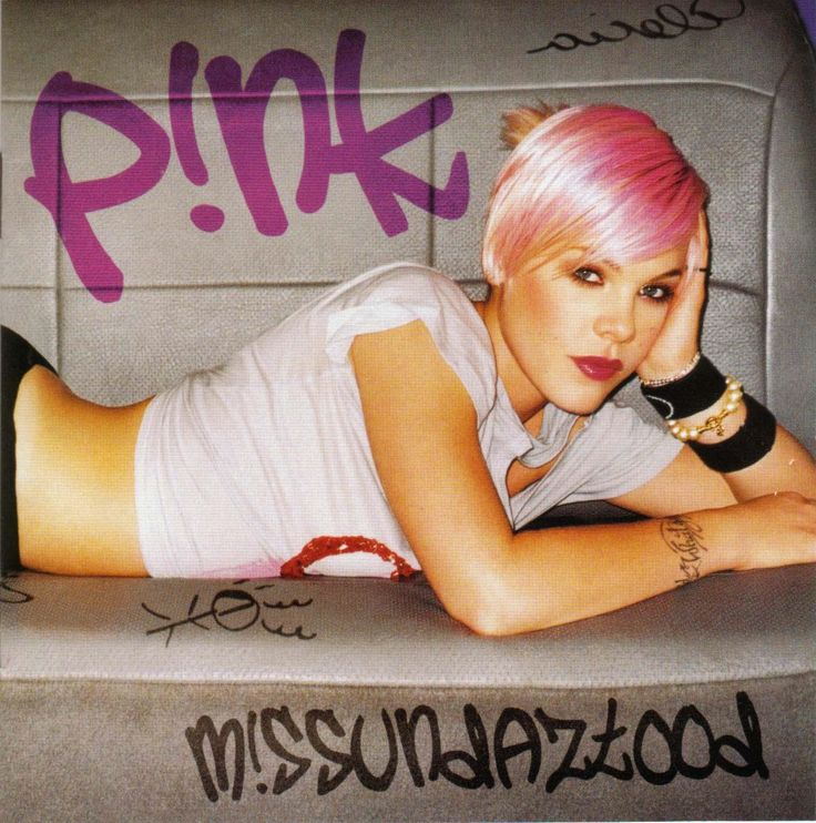 Everything by pink