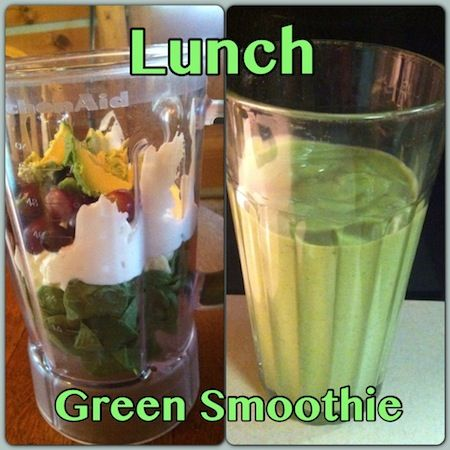 Green Smoothie by Harley Pasternak