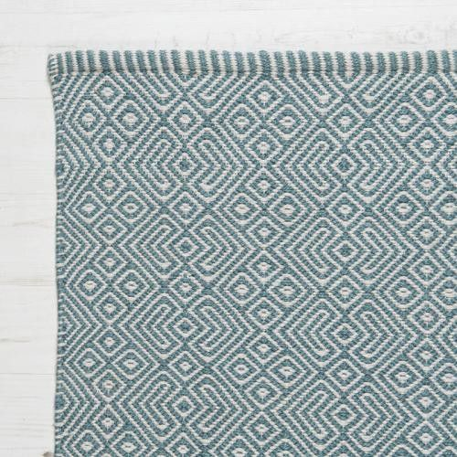 Weaver Green 180x 120cm Provence Teal Indoor And Outdoor Rug Trouva Weaver Green 180x 120cm Provence Teal Indoor And Ou In 2020 Teal Rug Rugs Advent Candle Holder