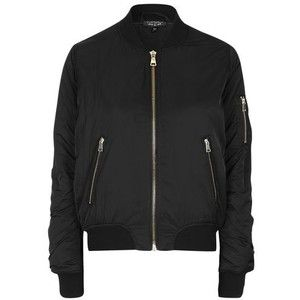TopShop ma1 Zip Bomber Jacket