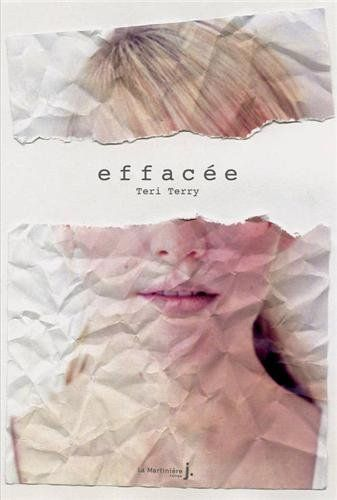 Couvertures, images et illustrations de Slated, Tome 1 : Effacée de Teri Terry