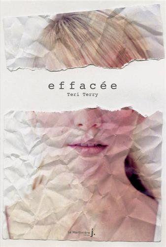 Couvertures, images et illustrations de Slated, Tome 1 : Effacée de Teri Terry