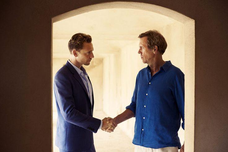 Wielkimi krokami zbliża się polska premiera serialu Nocny recepcjonista (The Night Manager) – pierwszy odcinek już 7 lipca naAMC Polska. Nie pamiętam, kiedy poraz pierwszy usłyszałam otej produkcji, pamiętam zato, żemomentalnie nastawiłam się nacoś rewelacyjnego. Tom Hiddleston iHugh Laurie wszpiegowskich klimatach ito wdodatku próbujący się nawzajem ograć – czego chcieć więcej? Napierwszy rzut oka Nocny …