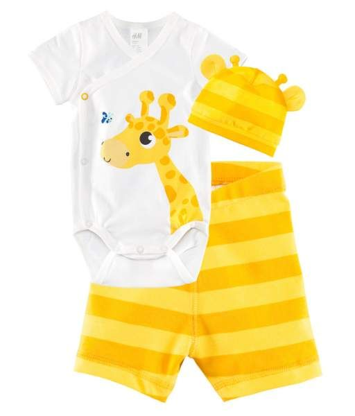 conjunto body y pantalón jirafa