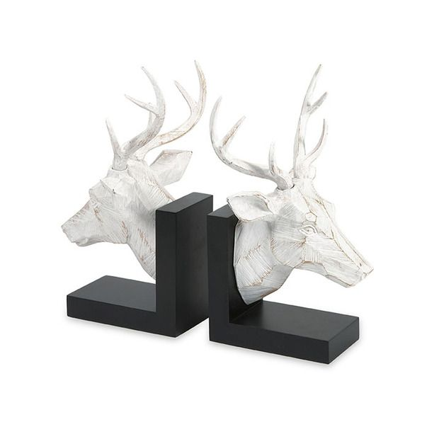 Caught in the Grips Bookends #home #homedecor #scandinavian #stockholm