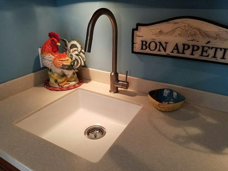 Check Out The New Gemstone 1616 UES Universal Design Kitchen Bar Sink. This  Solid