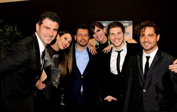 "David Bisbal , estreno Mediomatraje ""Tu y Yo"" , España."