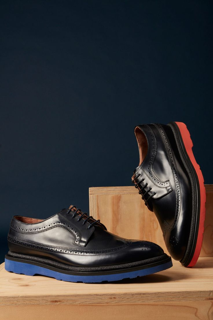 Paul Smith Homme's Built to Last Shoes