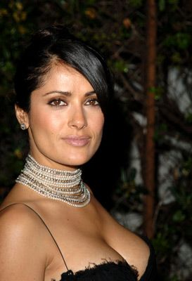 Salma Hayek at an event for Sin City (2005)