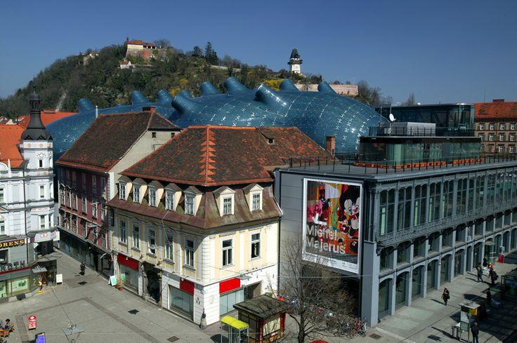 Kunsthaus Graz   Graz Tourismus