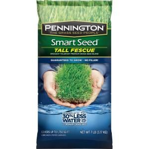 Pennington Smart Seed 7 lb. Tall Fescue Grass Seed 100086831 at The Home Depot - Mobile
