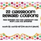 This year I got ride of my treasure box and decided to go with reward coupons instead. These have been a HUGE hit in 2nd grade! The best part is th...