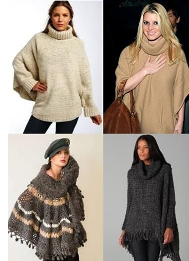 crochet ripple cape pattern | Christmas Crafts, Free Knitting Patterns, Free Crochet Patterns
