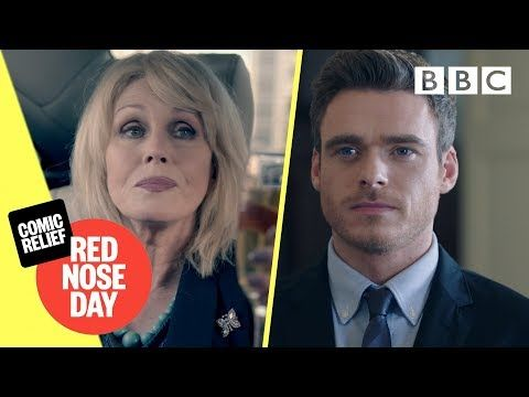 How Bodyguard Should Have Ended Comic Relief 2019 Youtube