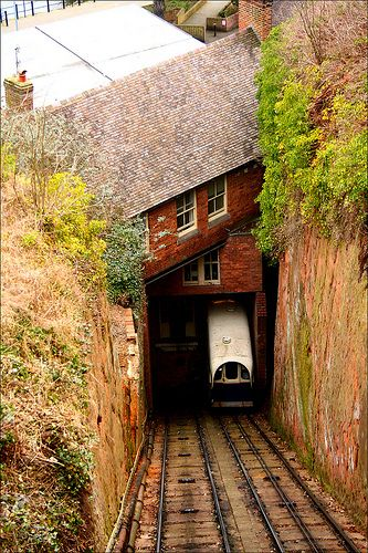 Bridgnorth Cliff Railway, England