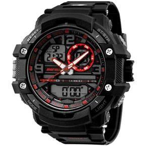 Relógio Mormaii Masculino Anadigi MO0949/8R