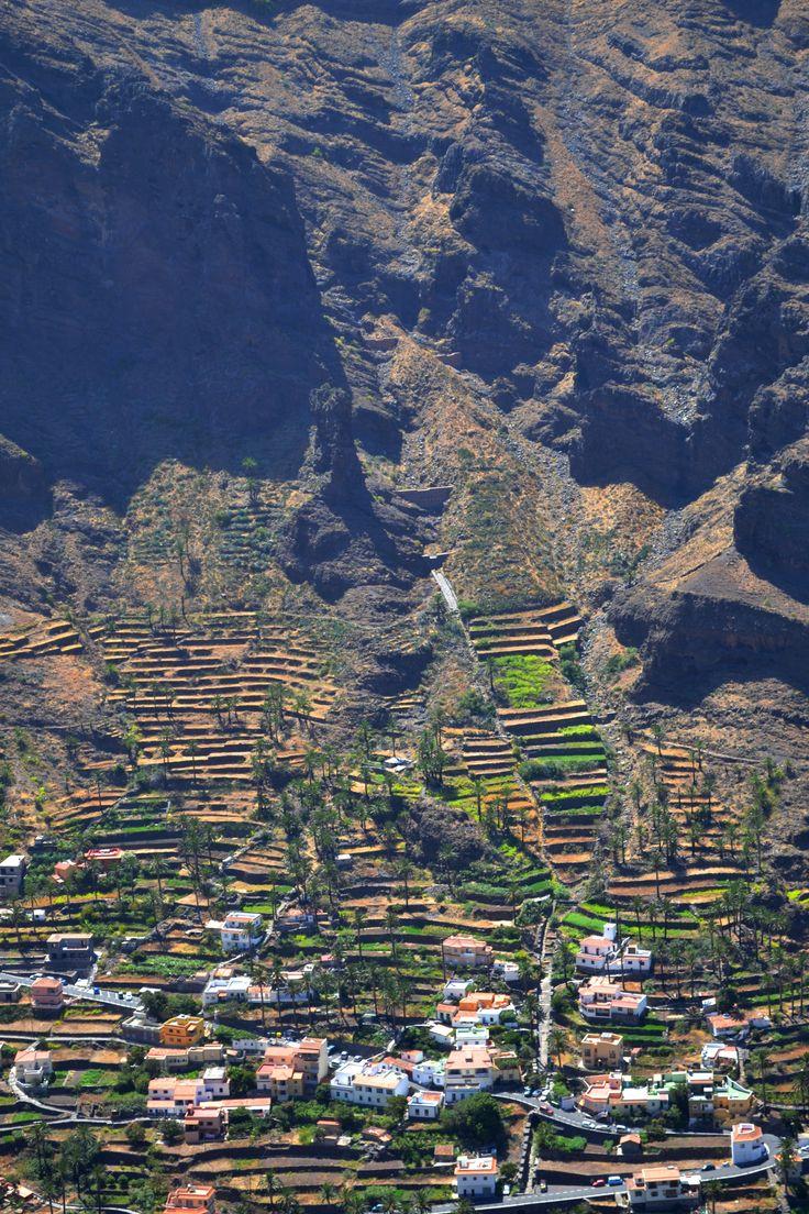 Valle Gran Rey. La Gomera