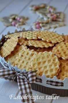 Hankka: Füstölt sajtos tallér