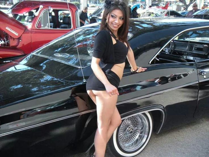 Pin On Sexy Ass Latina Lowrider Models By Guillermo-7750