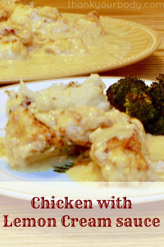 Best 25 lemon cream sauces ideas on pinterest chicken for Lemon cream sauce for fish