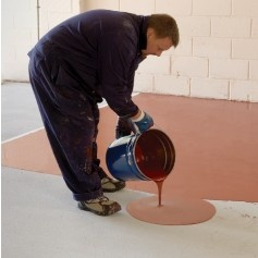 Resiflow - Watco self levelling epoxy resin floor coating
