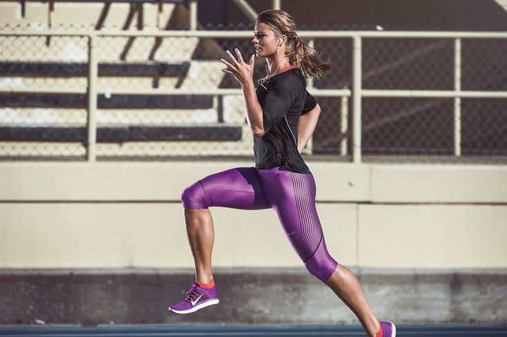 Nike FreeRN - Mo Farah & Dafne schippers on Behance