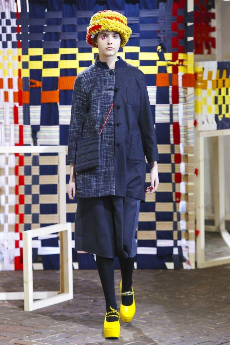 Daniela Gregis Ready To Wear Fall Winter 2017 Milan