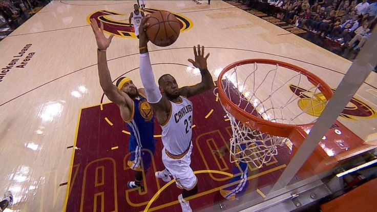 Transcript for  Cavaliers try to stay in the 2017 NBA Finals  girl, and a special NBA finals edition of our big board. ESPN's Bruce Bowen is joining us and T.J. Holmes is where it's all about to go down's quicken loans arena in Cleveland and this series is the most watched... - #Cavaliers, #Finals, #NBA, #Stay, #TopStories, #Video
