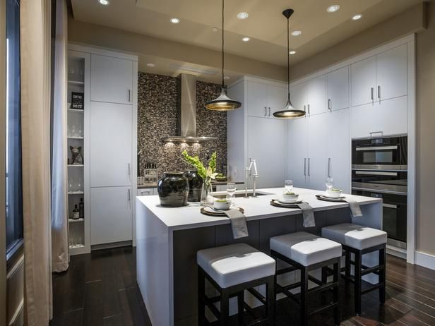 Amazing Kitchen Pictures From HGTV Urban Oasis 2014