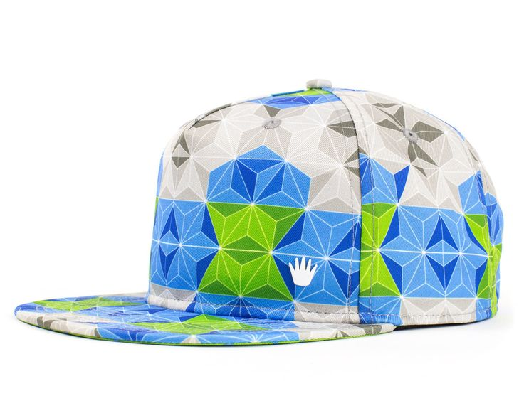 Fancaps - No Bad Ideas The Geoprismic Cap, $49.00 (http://www.fancaps.com.au/no-bad-ideas-the-geoprismic-cap/)