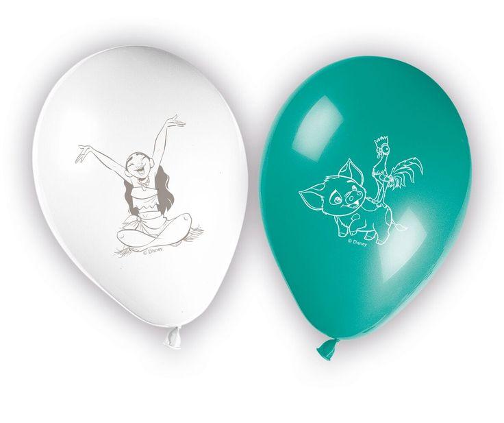 Vaiana- ilmapallot