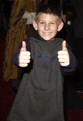 Erik Per Sullivan – The voice of Sheldon in Finding Nemo.