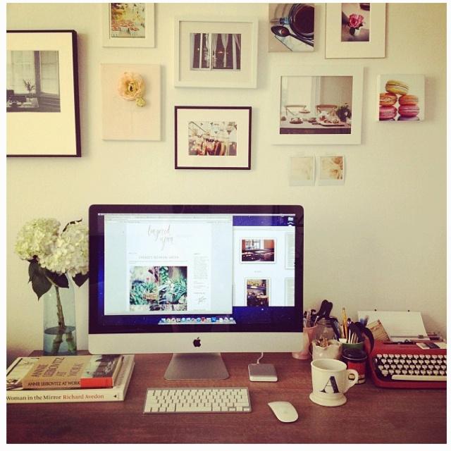 Neat desk: Decor Porn, Decor Ideas, Dreamy Desks, Neat Desks, Bedrooms Ideas