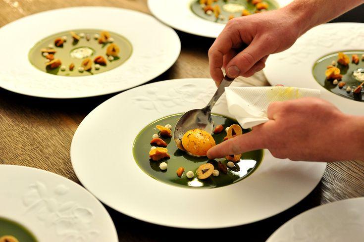 Afficher l 39 image d 39 origine culinaire pinterest for Decoration a l assiette